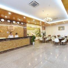 Lotus Legend Hotel интерьер отеля