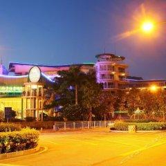 La Waterfront Hotel Шэньчжэнь спортивное сооружение