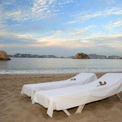 Отель Fiesta Americana Acapulco Villas пляж
