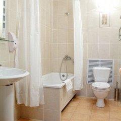 Гостиница Мирта в Саранске 1 отзыв об отеле, цены и фото номеров - забронировать гостиницу Мирта онлайн Саранск ванная фото 2
