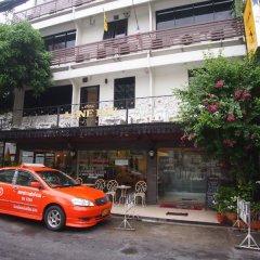 Отель A One Inn Бангкок парковка