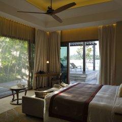 Отель Resorts World Sentosa - Beach Villas комната для гостей фото 4