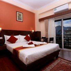 Отель Eco Tree Непал, Покхара - отзывы, цены и фото номеров - забронировать отель Eco Tree онлайн комната для гостей фото 4