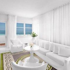 Отель Delano South Beach комната для гостей фото 3