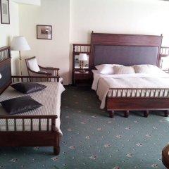 Hotel U Tri Pstrosu Прага комната для гостей фото 4