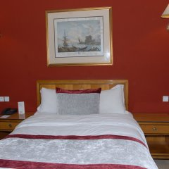 Hotel Les Saisons комната для гостей