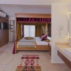 Отель Alaaddin Beach Аланья комната для гостей фото 3