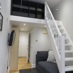 Апартаменты 22 43 Clanricarde Gardens Studio комната для гостей
