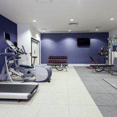 Отель Hampton by Hilton London Waterloo фитнесс-зал