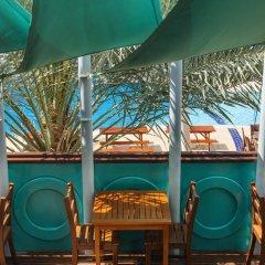 Отель Le Royal Meridien Abu Dhabi балкон
