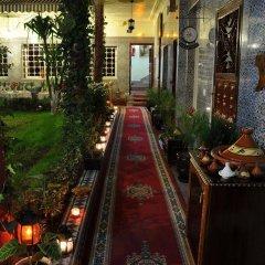 Отель Dar Aliane Марокко, Фес - отзывы, цены и фото номеров - забронировать отель Dar Aliane онлайн питание