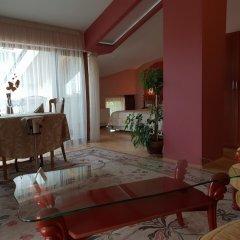 Отель National Palace Hotel Болгария, Сливен - отзывы, цены и фото номеров - забронировать отель National Palace Hotel онлайн интерьер отеля фото 3