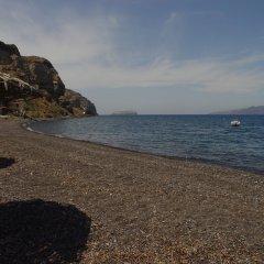 Отель Mathios Village Греция, Остров Санторини - отзывы, цены и фото номеров - забронировать отель Mathios Village онлайн пляж фото 2