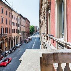 Отель Internazionale Италия, Болонья - 10 отзывов об отеле, цены и фото номеров - забронировать отель Internazionale онлайн балкон