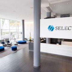 Отель Select Hotel Spiegelturm Berlin Германия, Берлин - 1 отзыв об отеле, цены и фото номеров - забронировать отель Select Hotel Spiegelturm Berlin онлайн фитнесс-зал фото 4