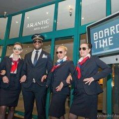 Atlantic Hotel Airport развлечения