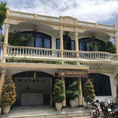 Thanh Binh 1 City Hotel Хойан гостиничный бар