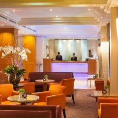 Отель Hôtel Garden Elysées гостиничный бар