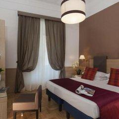 Отель Nord Nuova Roma 3* Стандартный номер с различными типами кроватей фото 22
