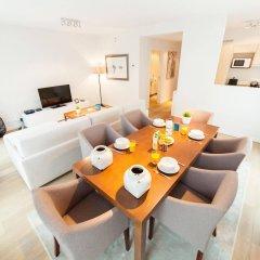 Апартаменты Sweet Inn Apartments Major Rene Dubreucq Брюссель комната для гостей фото 3