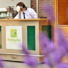 Отель Holiday Inn Hamburg спа фото 2