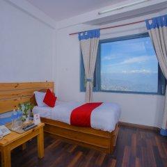 Отель OYO 256 Mount Princess Hotel Непал, Катманду - отзывы, цены и фото номеров - забронировать отель OYO 256 Mount Princess Hotel онлайн комната для гостей фото 5