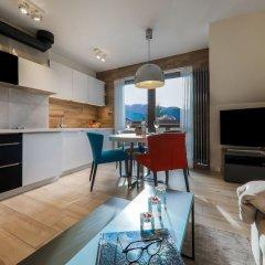 Отель InspiroApart Luxury Mountain Views Косцелиско комната для гостей фото 4