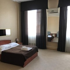 Гостиница Александровский комната для гостей фото 2
