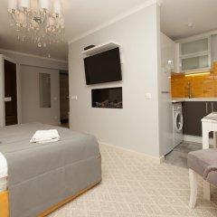 Апартаменты Kvart Boutique City комната для гостей фото 5