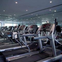 Отель Swiss-Belhotel Sharjah фитнесс-зал фото 2