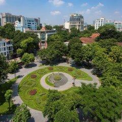 Отель Hilton Hanoi Opera спортивное сооружение