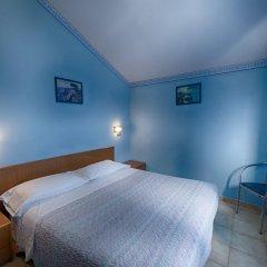 Отель Albergo Mancuso del Voison Аоста сейф в номере