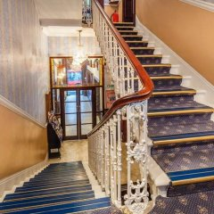 London Elizabeth Hotel интерьер отеля