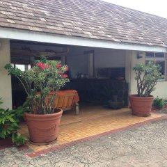 Отель Hitimoana Villa Tahiti парковка