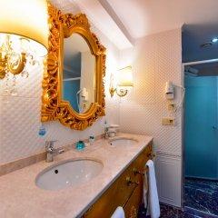 Uzungol Onder Hotel & Spa Турция, Узунгёль - отзывы, цены и фото номеров - забронировать отель Uzungol Onder Hotel & Spa онлайн ванная