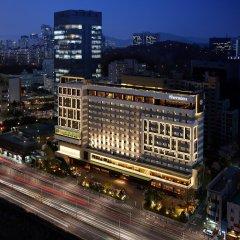 Отель Sheraton Seoul Palace Gangnam Hotel Южная Корея, Сеул - отзывы, цены и фото номеров - забронировать отель Sheraton Seoul Palace Gangnam Hotel онлайн балкон