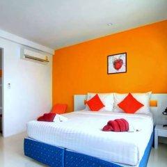 Отель The Frutta Boutique Patong Beach комната для гостей фото 19
