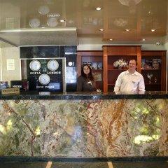 Montecito Hotel интерьер отеля