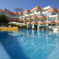 Отель Luna Forte da Oura Португалия, Албуфейра - отзывы, цены и фото номеров - забронировать отель Luna Forte da Oura онлайн бассейн фото 5