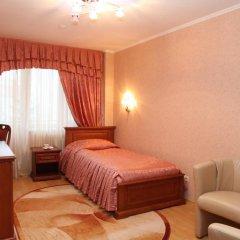 Олимп Отель комната для гостей фото 3