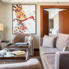 Отель Jumeirah Frankfurt комната для гостей фото 9