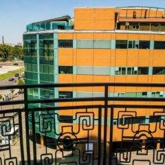 Арк Палас Отель балкон