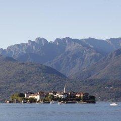 Отель Villa Toscanini Стреза приотельная территория фото 2
