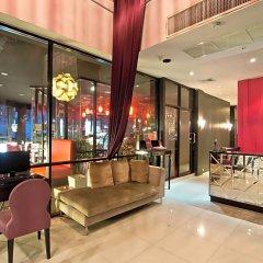 Отель Glitz Бангкок интерьер отеля фото 3