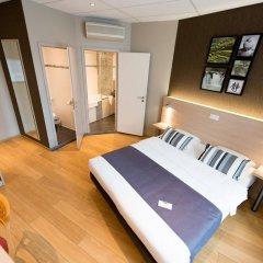 Отель Univers Hotel Бельгия, Льеж - 2 отзыва об отеле, цены и фото номеров - забронировать отель Univers Hotel онлайн комната для гостей фото 5