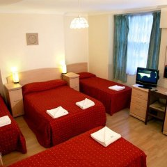 Отель Elmwood Hotel Великобритания, Лондон - отзывы, цены и фото номеров - забронировать отель Elmwood Hotel онлайн комната для гостей фото 2