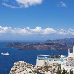 Отель Celestia Grand Греция, Остров Санторини - отзывы, цены и фото номеров - забронировать отель Celestia Grand онлайн пляж