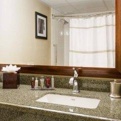 Отель Crystal City Marriott at Reagan National Airport ванная