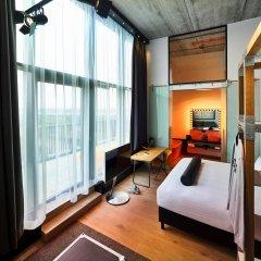 Отель Jaz Amsterdam Амстердам комната для гостей фото 4