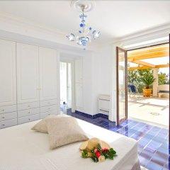 Отель Villa Duchessa d'Amalfi Конка деи Марини комната для гостей фото 4